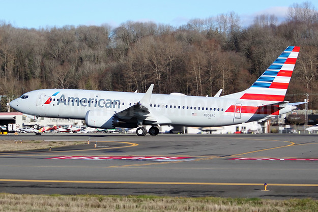 American Assigns The Boeing 737 Max 8 To The Miami