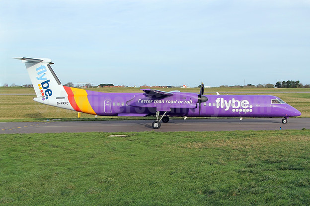 Flybe Starts A New Advertising Slogan Quantum Aviation
