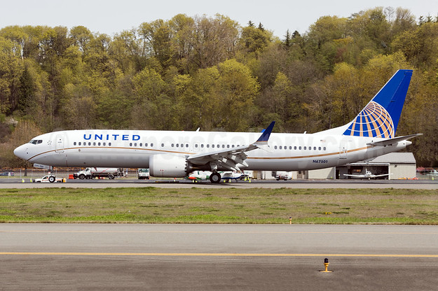 United Airlines First 737 Max 9 Takes Flight From Houston